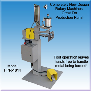 Rotary Machine Model HPR-1014